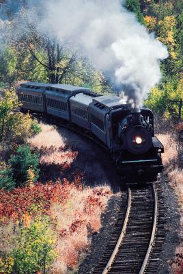 Hvordan lage Model Railroad Røyk Oil