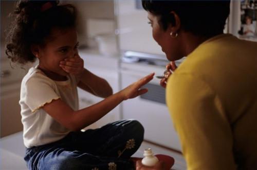 Hvordan få barnet til å ta medisin