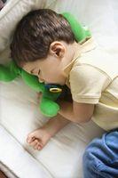 Slik holder du Toddler Asleep