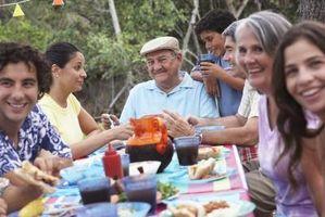 Hvordan skrive en Family Reunion velkomstbrev