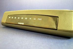 Hvordan koble en PSP til Internett via en ekstern