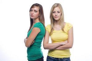 Hvordan komme over en Friendship Økende Apart