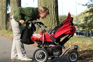 Hva er det letteste Parent Facing Sportsvogn Rundt?