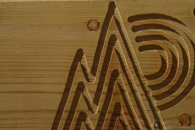 Hvordan skrive ut på en Wood Engraving