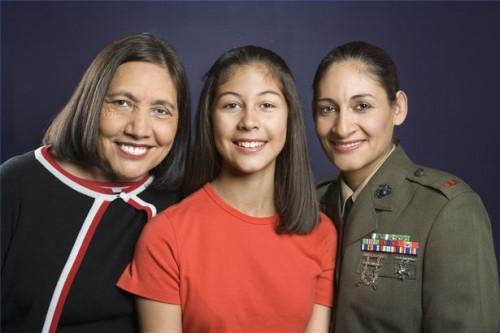 Hvordan være en militær mamma