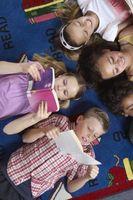 Hvordan lære grenser til barn gjennom aktiviteter