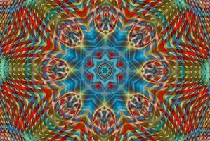 Hvordan å designe og lage et kaleidoskop
