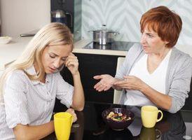 Hvordan gjenkjenne et usunt forhold med din mor