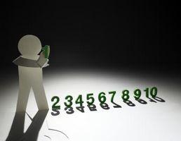 Hvordan beregne den numeriske verdien av ditt navn