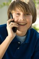 Telefon Etikette for barn Retur telefonsamtaler fra Family