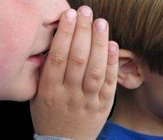 Den beste måten å kommunisere med et barn som er hørselshemmede