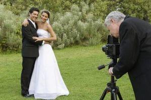Hvordan Custom Pris bryllupsfotografering