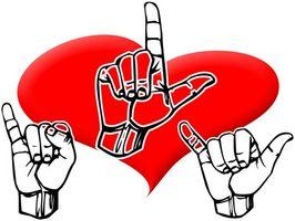 Hvordan undervise tegnspråk til barn