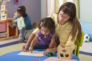 Moralske ansvar å jobbe med barn