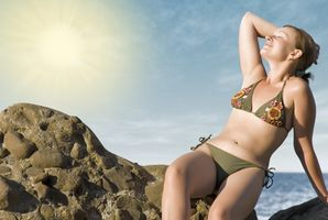Er Airbrush Tanning trygg mens gravid?