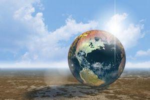 Hvordan kan global oppvarming påvirke Evolution of Living Things?