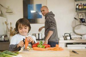 Sunn Easy Snacks for barn å gjøre