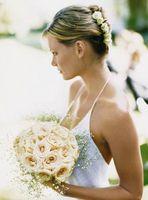 Bryllup frisyrer for Blondes