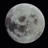 Hva er noen morsomme fakta om månen?