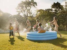 Vann Relaterte Håndverk og aktiviteter for barn