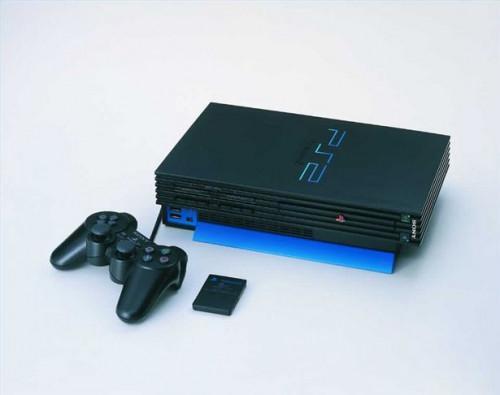 PS2 Slim USB bruksområder