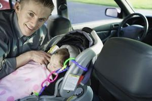 Chicco Car Seat Instruksjoner