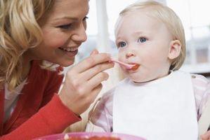 Hvordan tjene Quinoa til en baby