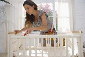 Slik Lavere en munire crib mattress