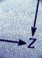 Hvordan beregne Z Score & Sannsynlighets