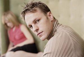 Hva er tegn når en fyr er i ferd med å bruddet med deg?