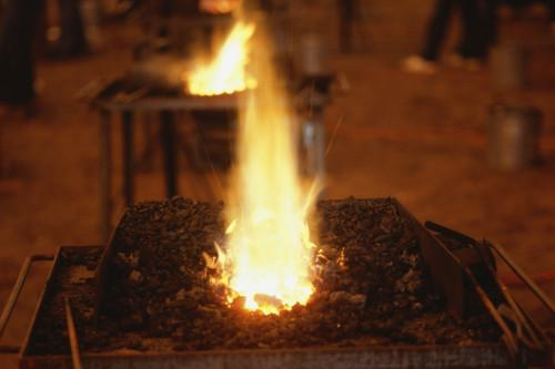 DIY Natural Gas Forges