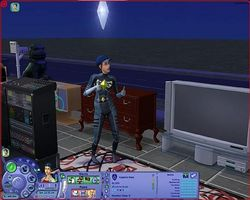 Hvordan bli kaptein helten i The Sims 2