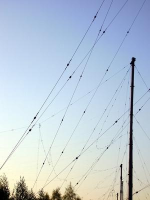 DIY Ham Radio Antenner