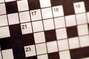 Verktøy for Løse Crossword Clues