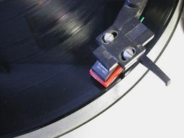Ulike typer grammofon spillere