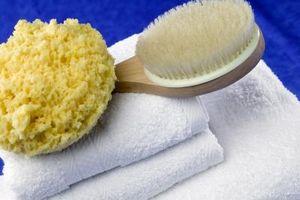 Hvordan Gi en svamp bad til eldre