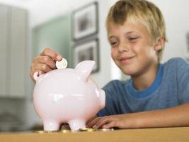Måter for barna å skaffe penger