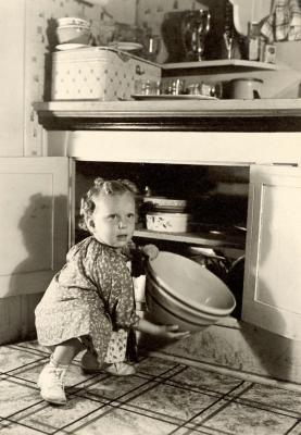 Hvordan lage Vintage Photography