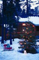 Hvordan gjøre julen Lighting