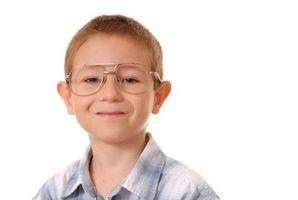 Hvordan holde barnebriller på Them