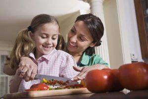 Hvordan lage den riktig kosthold for barn