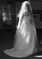 Instruksjoner om gjøre en Bridal Veil