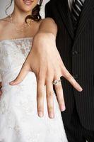 Hvordan Design din egen Kvinne Wedding Band