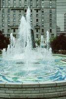 Hvordan bygge en liten Gravity Water Fountain