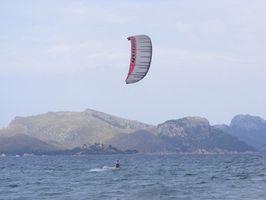 Hvordan måle vindhastighet på sjøen