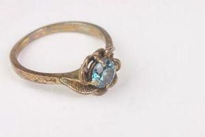 The History of Aquamarine i engasjement smykker