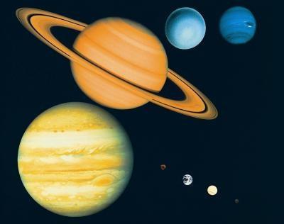 Hvilke to indre planetene kan sees fra jorden som de krysser Face of the Sun?