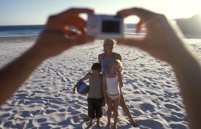 Hvordan Sand Hurt kameraet?