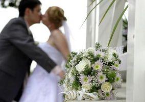 Liste over ting å planlegge for i et bryllup