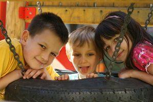 Fysisk og emosjonell utvikling av barn